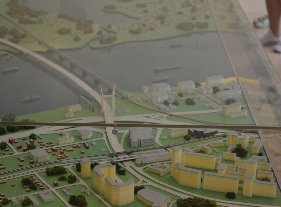 Власти рассказали о выборе генподрядчика для четвертого моста