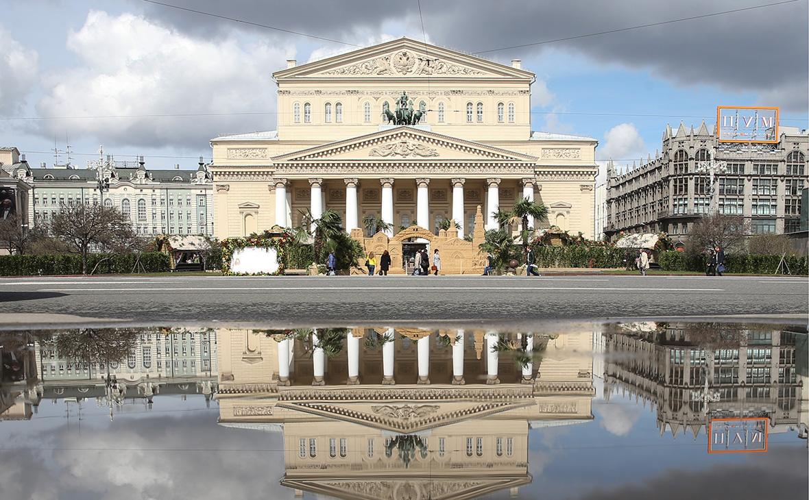 Большой театр назвал даты премьеры балета Серебренникова «Нуреев»