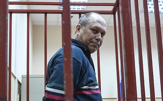 Cуд арестовал фигуранта дела овымогательстве взятки у владельца ЧТПЗ