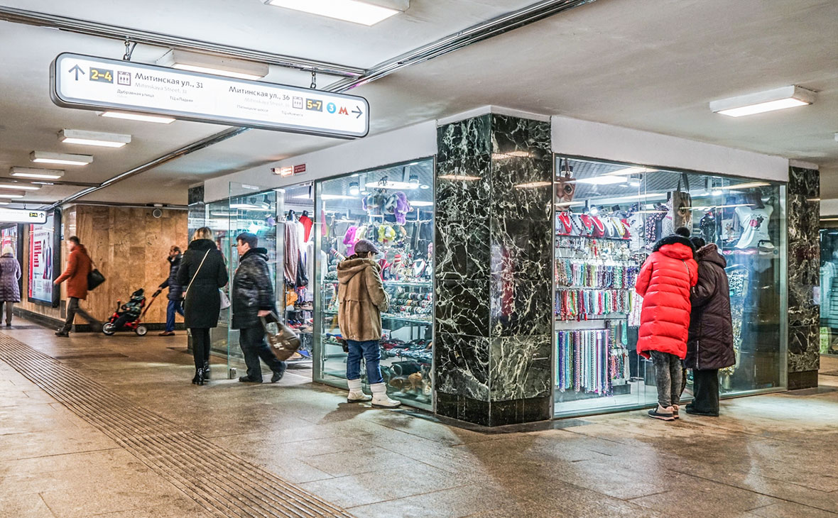 Короли подземелья: кто выиграл от реформы торговли в переходах Москвы