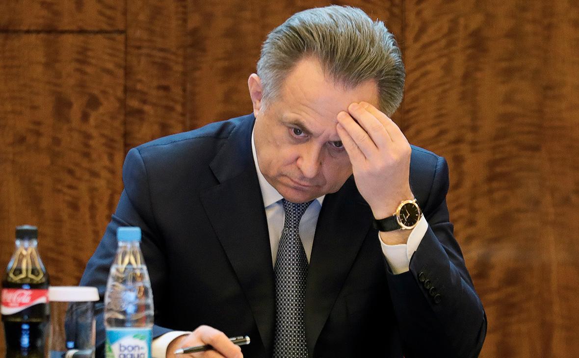 Мутко ответил на вопросы МОК о государственной системе допинга в России