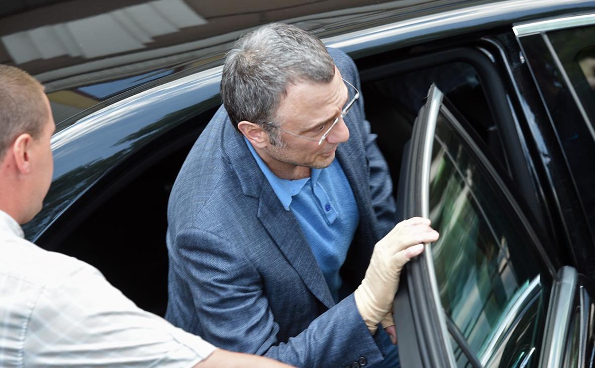 МИД направил Франции ноту из-за задержания сенатора Керимова
