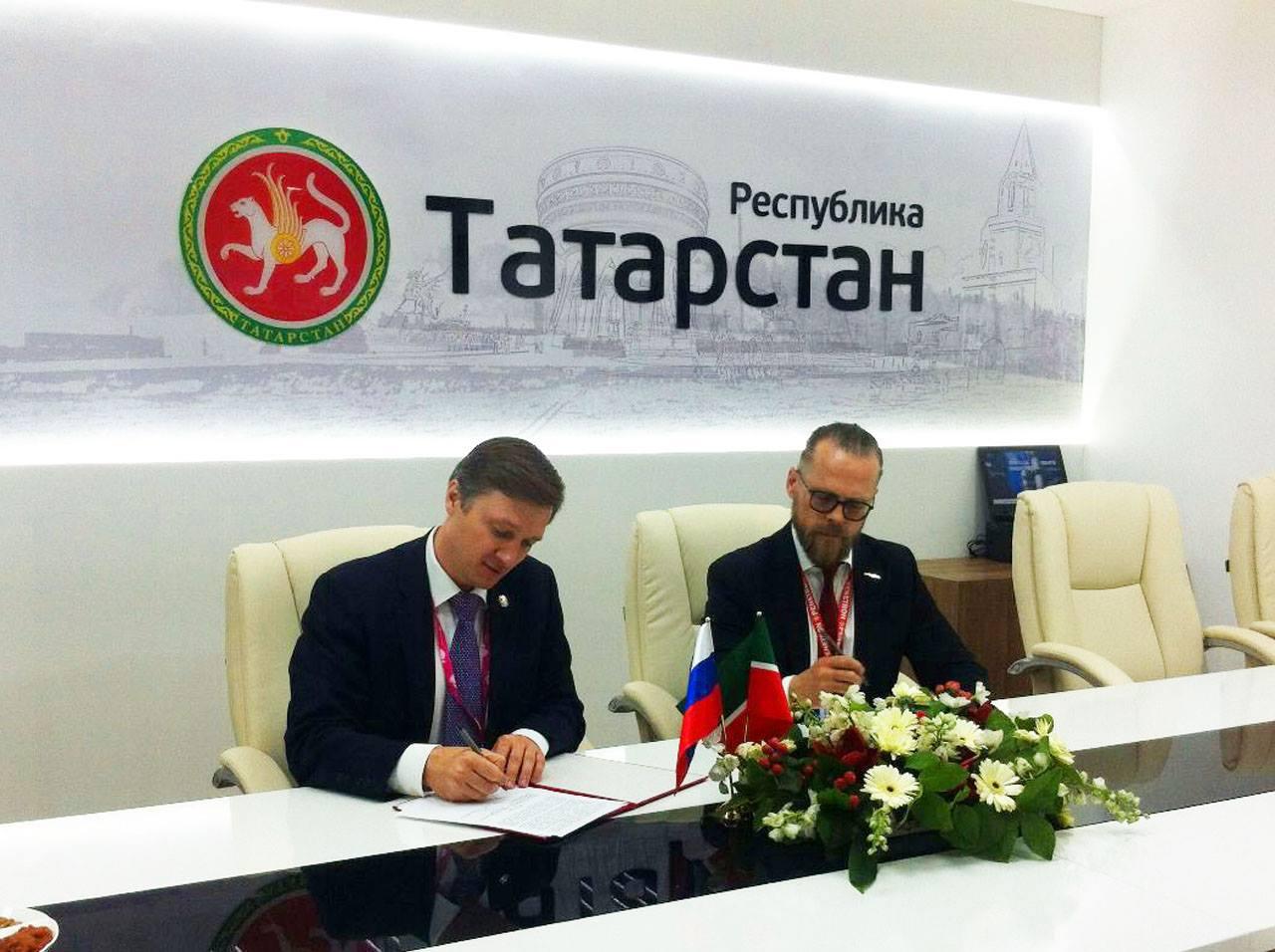 В Татарстане запустят производство материалов для гидроизоляции бетона