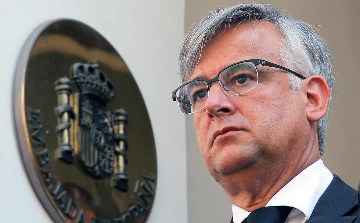 Посол Испании назвал санкции против России временными мерами