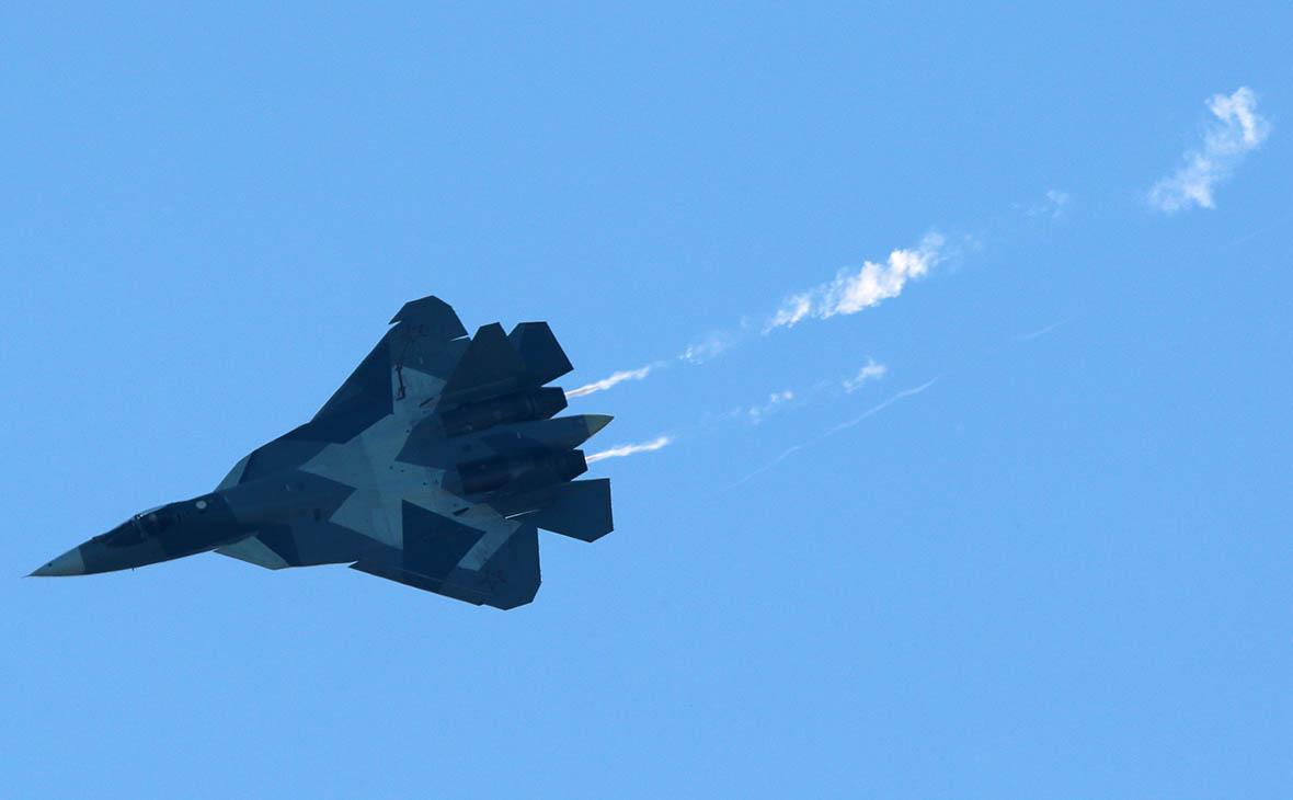 Разместивший видео с Су-57 в Сирии рассказал о его происхождении