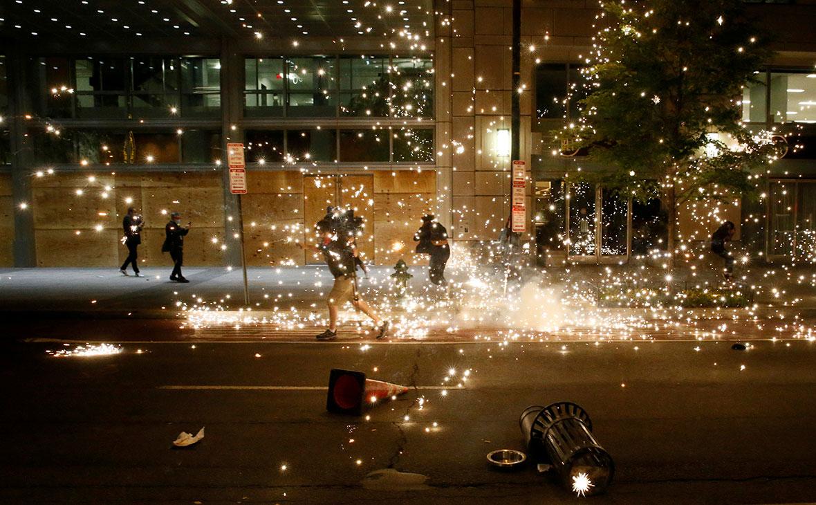 Беспорядки в городах США. Главное photo