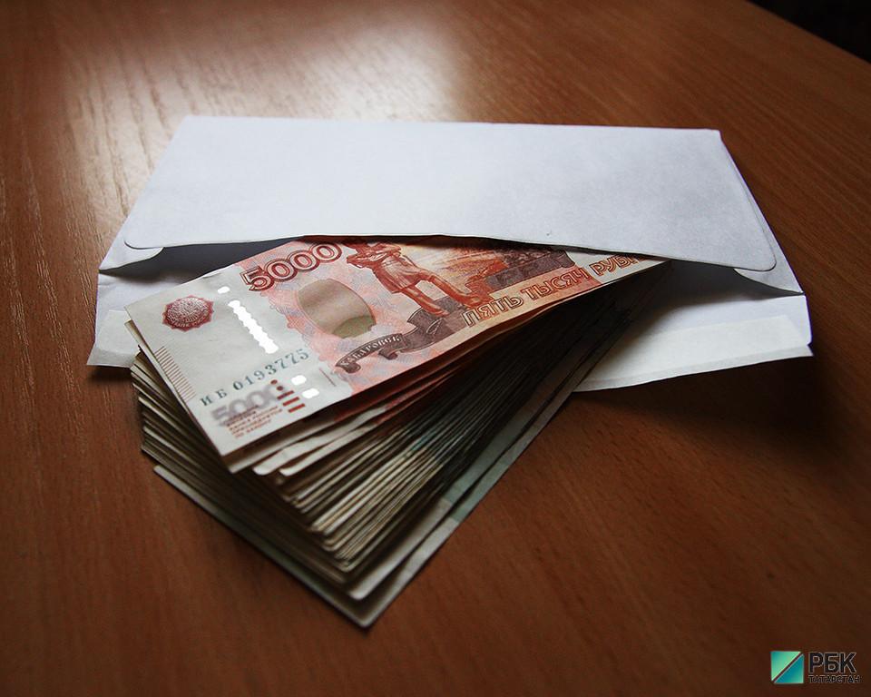 Сотрудники Минэкологии Татарстана задержаны за взятку в 100 тыс. рублей