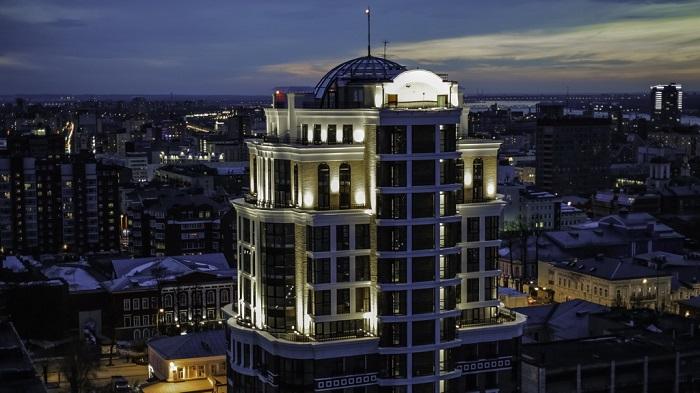 Пермь вошла в топ-10 России по продаже дорогого жилья
