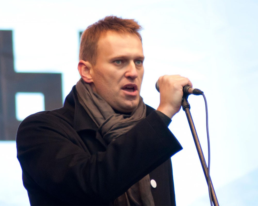 Новосибирцы выразили мнение о Навальном в роли президента