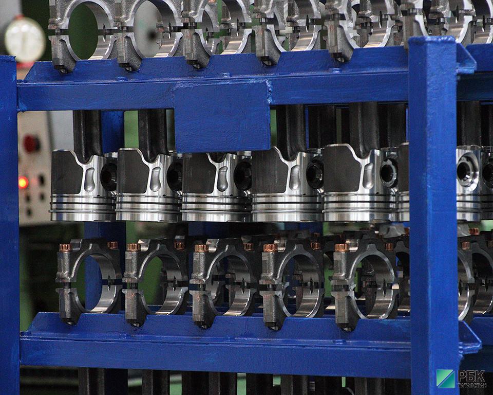 Завод автокомпонентов из Казани привлек льготный кредит в 50 млн рублей