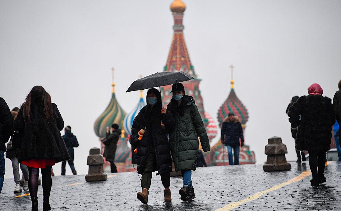 Власти Москвы ввели режим повышенной готовности из-за коронавируса