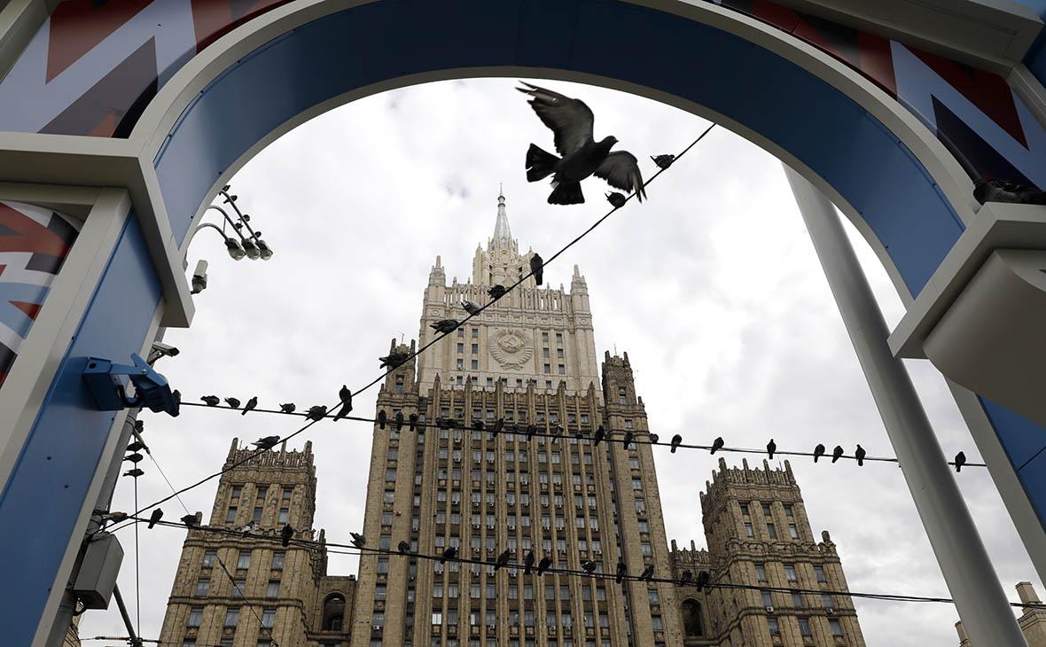 МИД назвал лицемерной блокировку США российской резолюции по Сирии