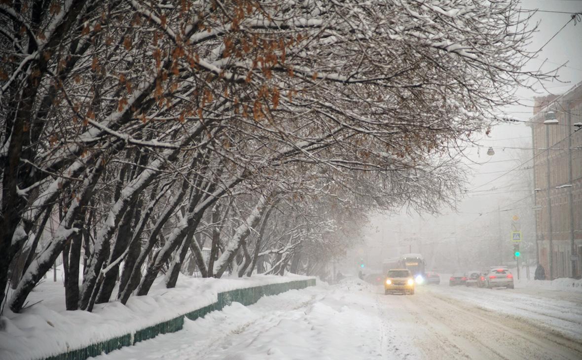Синоптик заявил о возвращении зимы в Москву на следующей неделе