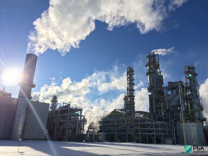 Нефтехимические компании Татарстана за полгода заработали 521 млрд рублей