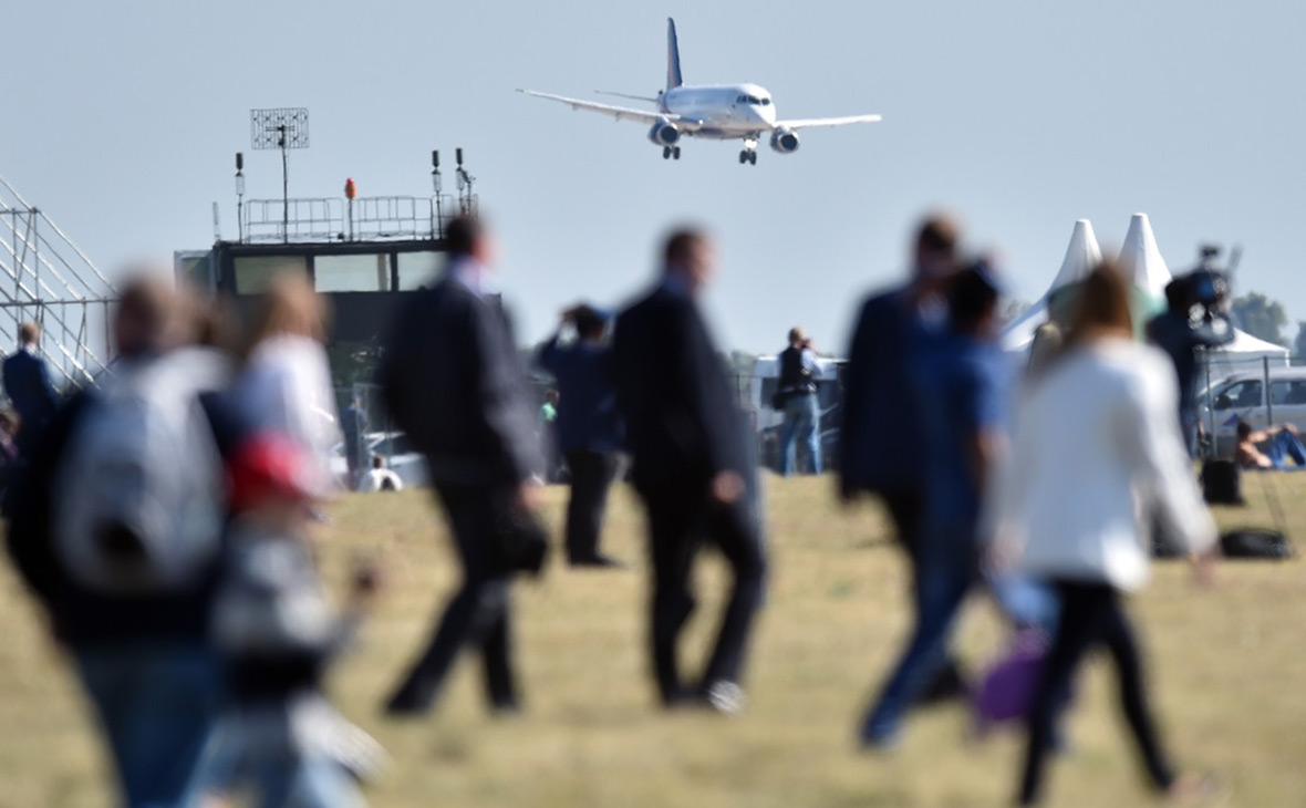 S7 подписала рамочное соглашение о покупке 100 самолетов SSJ-75