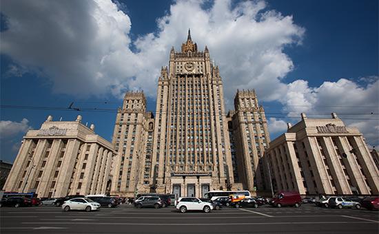 МИД обвинил США и НАТО в курсе на «сдерживание» России