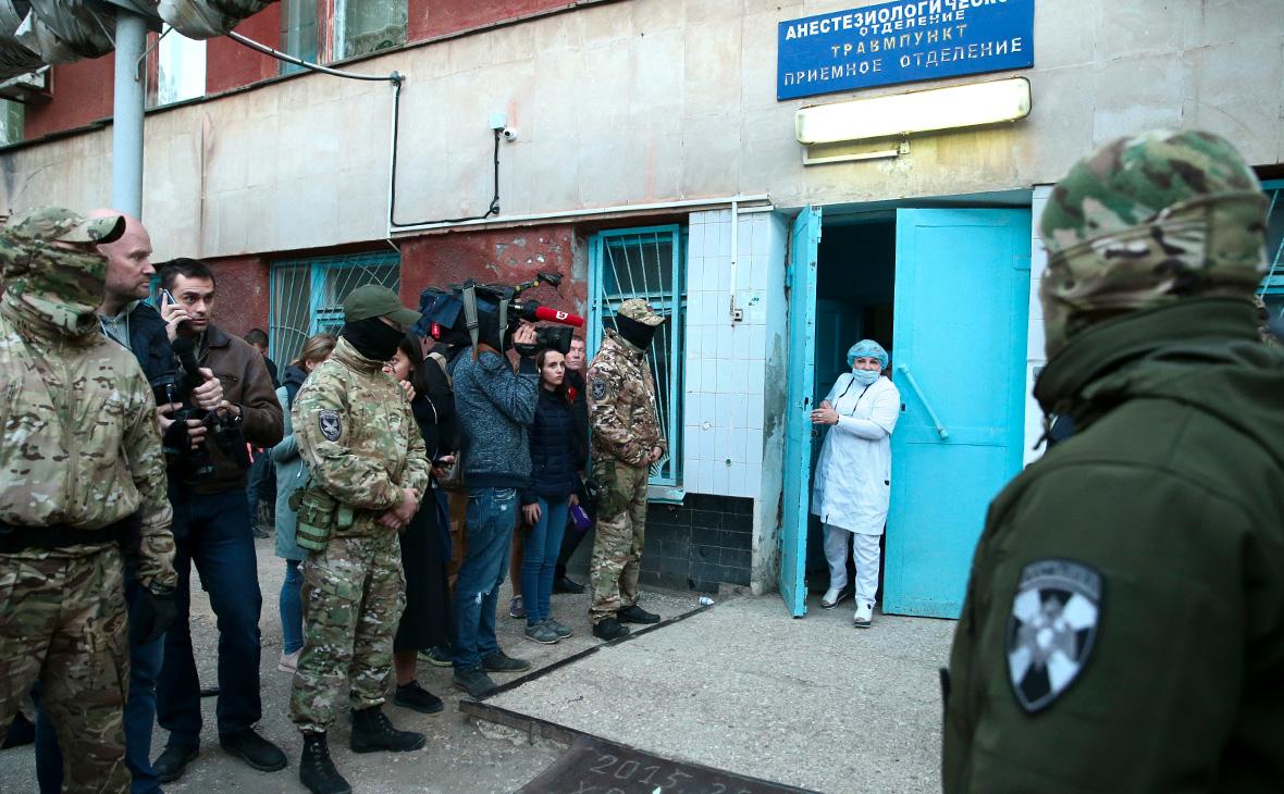 Власти Крыма опубликовали список погибших в керченском колледже