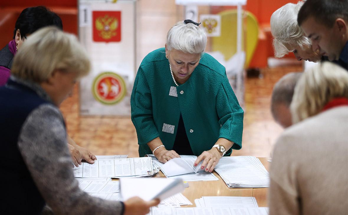 Эксперты Кудрина заявили о рекордном снижении интереса к выборам