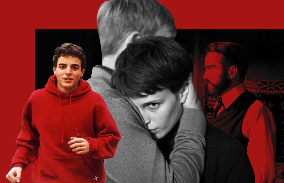 Занимаются сексом и меняются партнёрами в кинотеатре