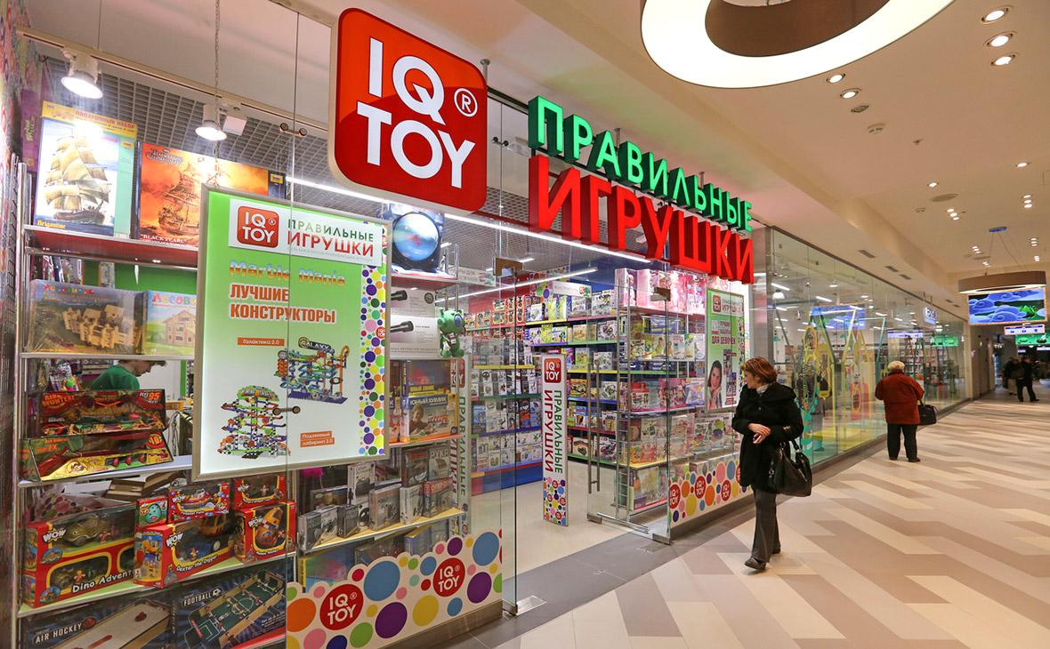 Кредитор решил обанкротить сеть «IQ TOY. Правильные игрушки»