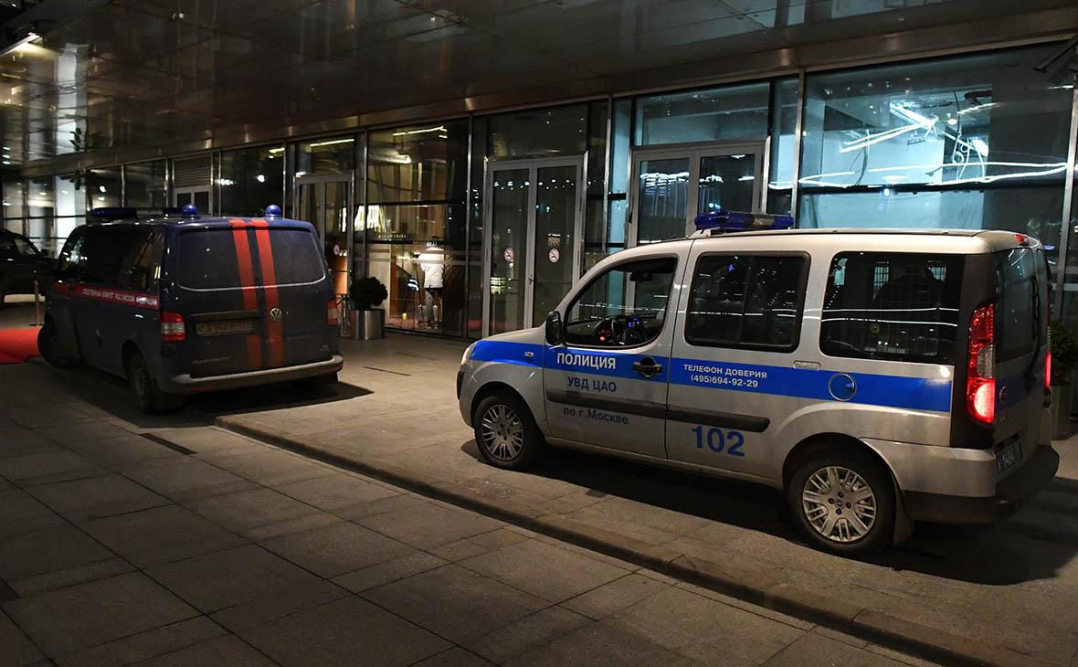 СК возбудил дело после перестрелки в «Москва-Сити»