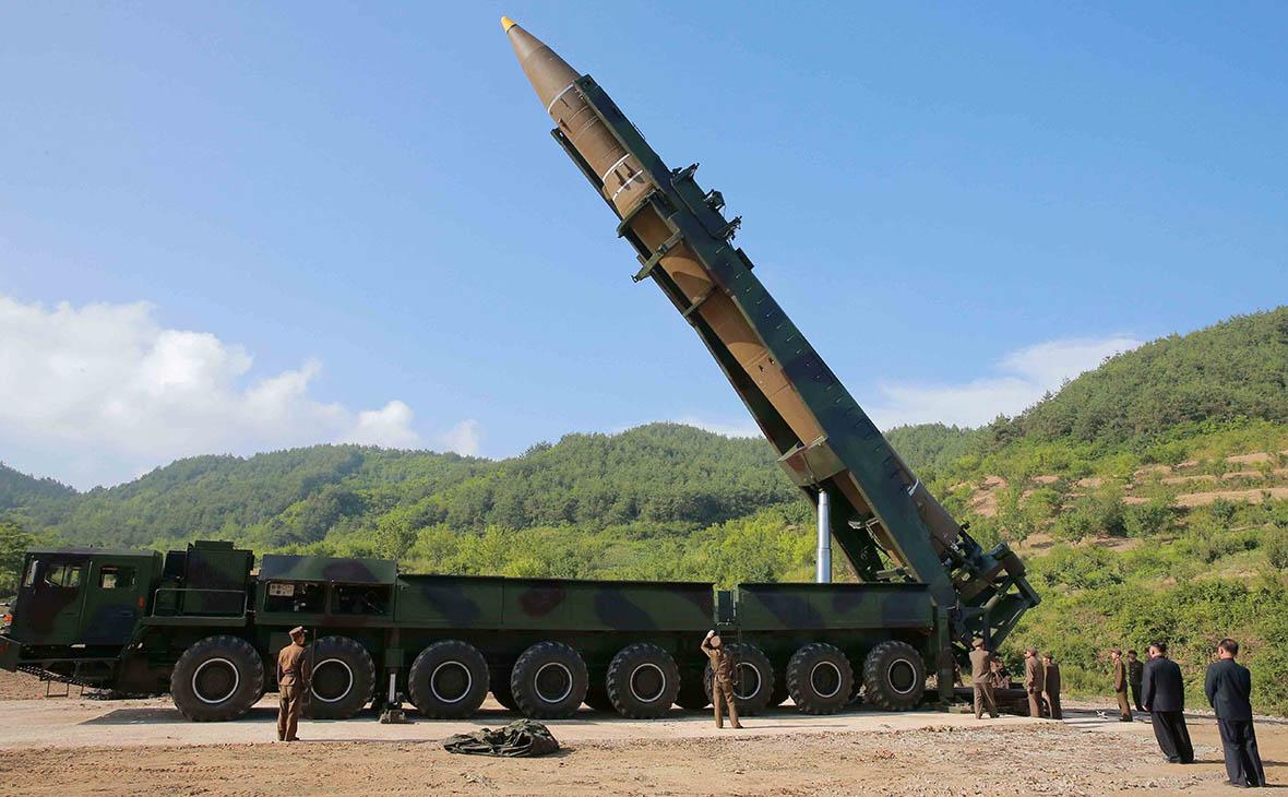 Разведка США зафиксировала перемещение ракетных комплексов в КНДР