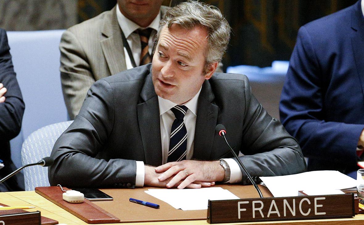 Французский министр призвал лишить членов Совбеза ООН права вето