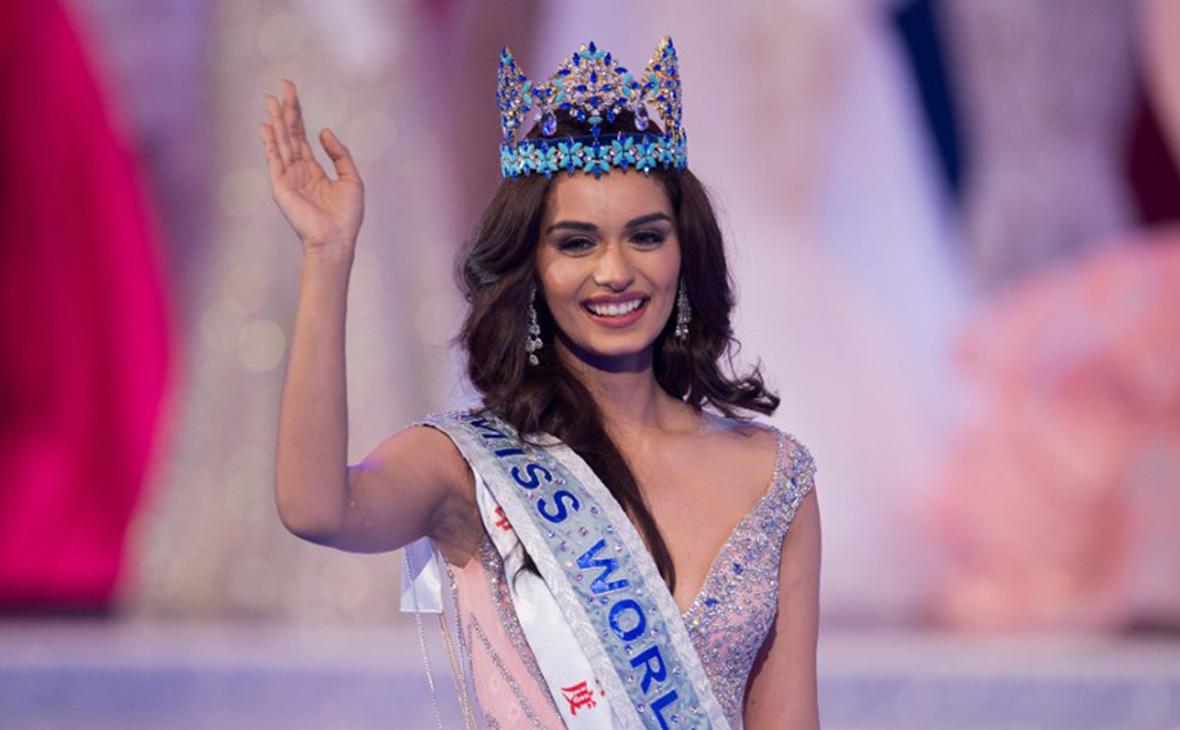 В Китае назвали победительницу конкурса «Мисс Мира-2017»