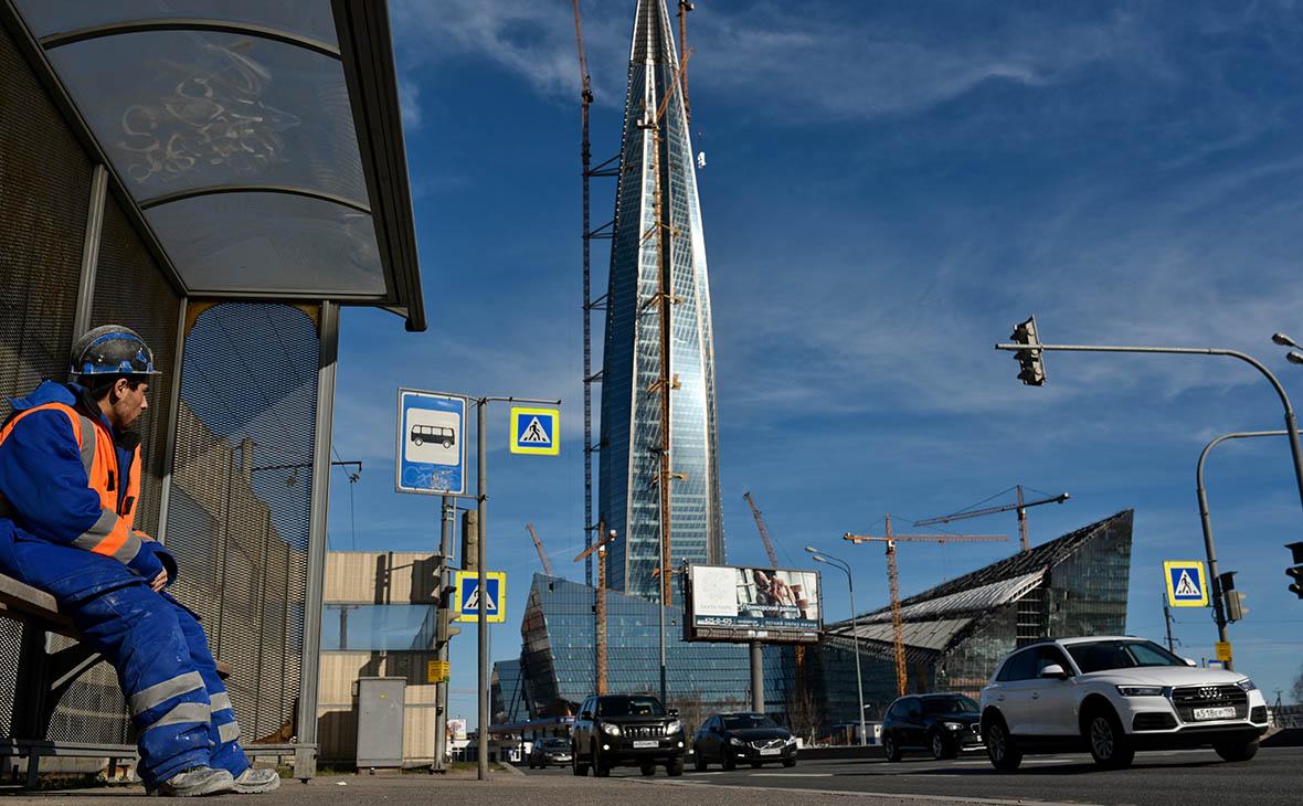 «Газпром нефть» оценила «Лахта Центр» в $2,5 млрд