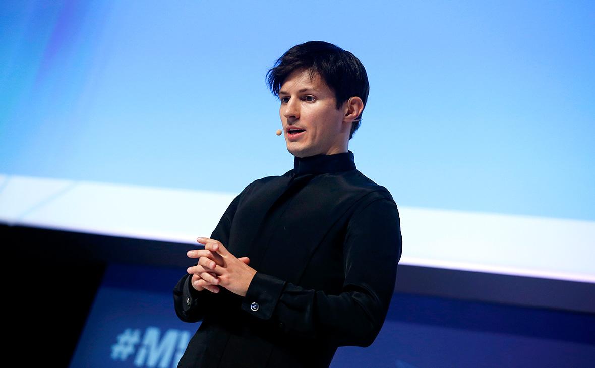Дуров обвинил Facebook в стремлении к прибыли в ущерб пользователям