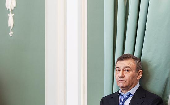 Аркадий Ротенберг оказался владельцем океанариума на ВДНХ
