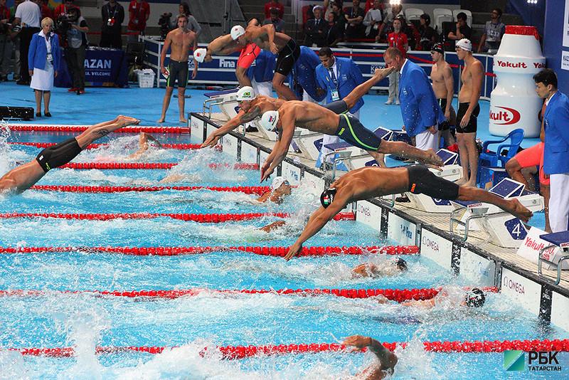 Казань станет хозяйкой ЧМ-2022 по плаванию