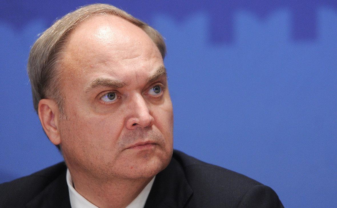 «Слово за Вашингтоном»: чем известен новый посол России в США