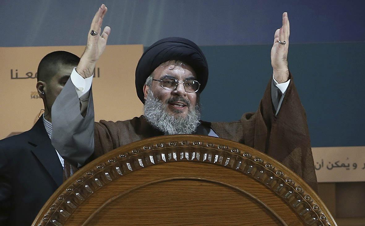 «Хезболла» призвала к новой интифаде в ответ на перенос посольства США
