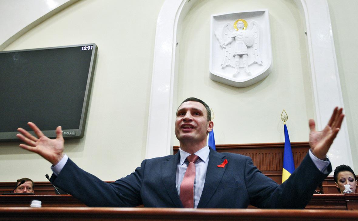 Кличко допустил свое участие в выборах президента Украины