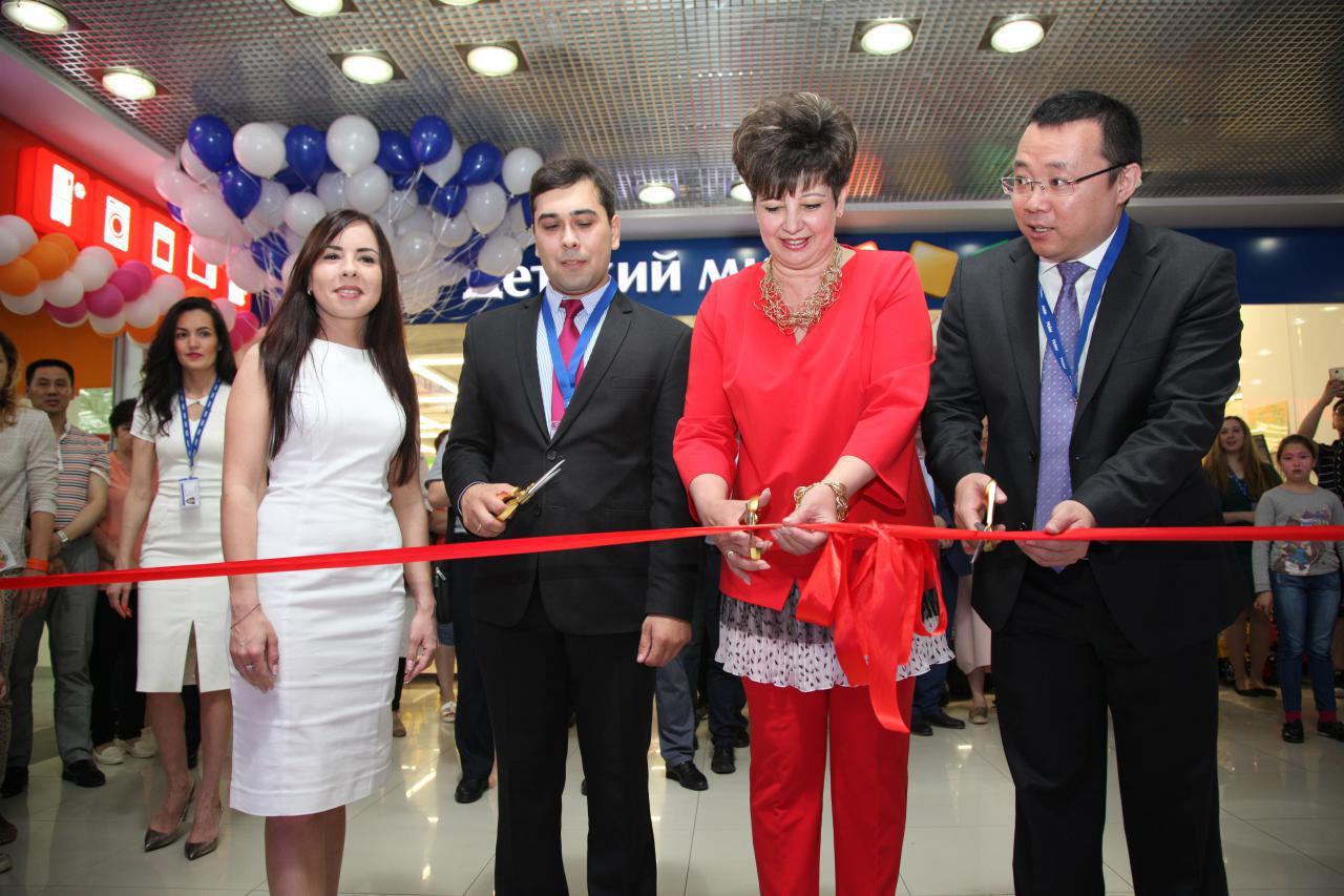 Haier открыла в Татарстане первый в РФ фирменный магазин