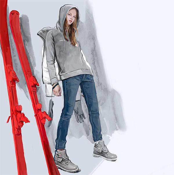 Нейтральные одежды: Zasport показала новую экипировку олимпийцев