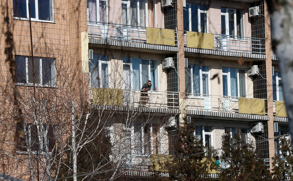 На Украине эвакуированные из Уханя сдали анализы на наличие коронавируса