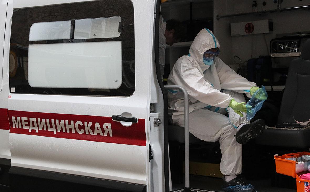 За сутки от коронавируса в России умерли 169 человек