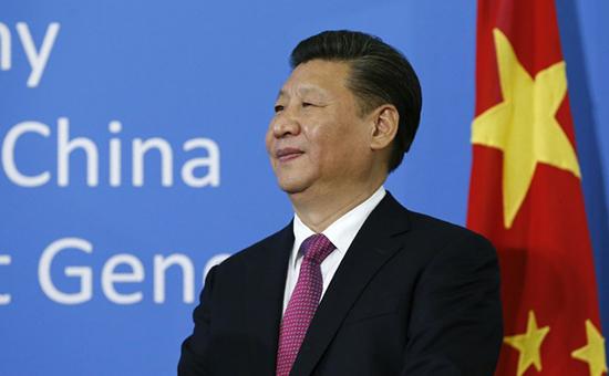 Си Цзиньпин рассказал о целях Китая вотношенииСША иРоссии