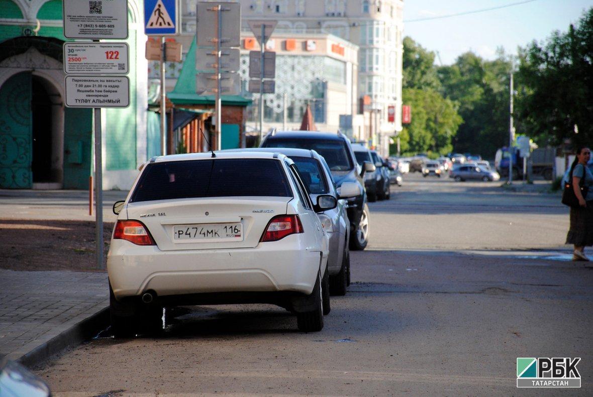 Траты казанских автомобилистов выросли в 1,7 раза, до 43,7 тыс. рублей