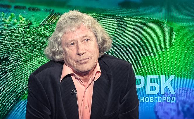 Виктор Екимовский: