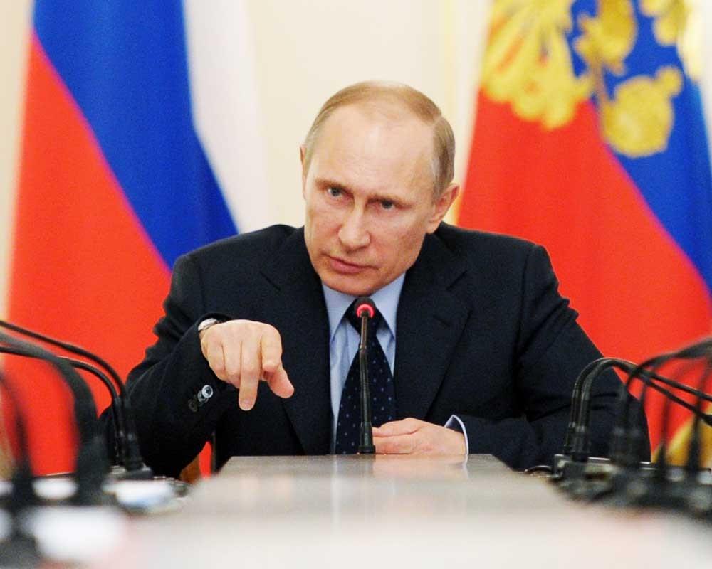 Путин жестко прокомментировал несанкционированные акции в России
