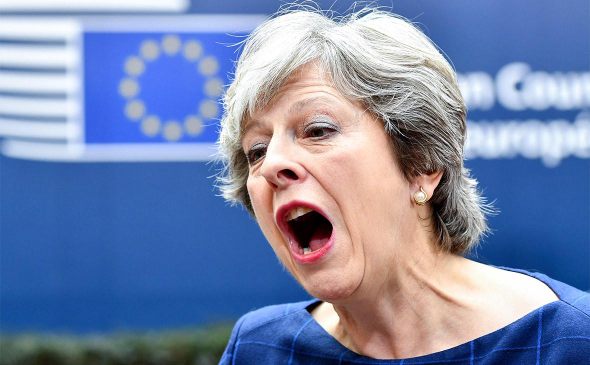 Times узнала о разработке в ЕС сценария «хаотического» Brexit