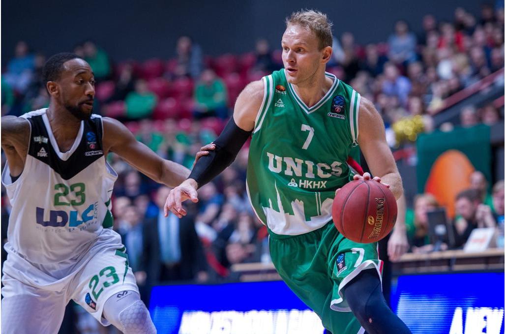 Баскетболисты «Уникса» ответили критикам «Движения вверх»