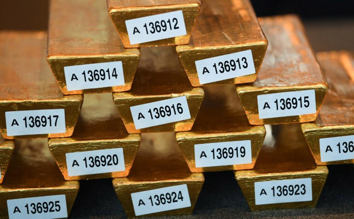 Германия вывезла все свое золото из Франции