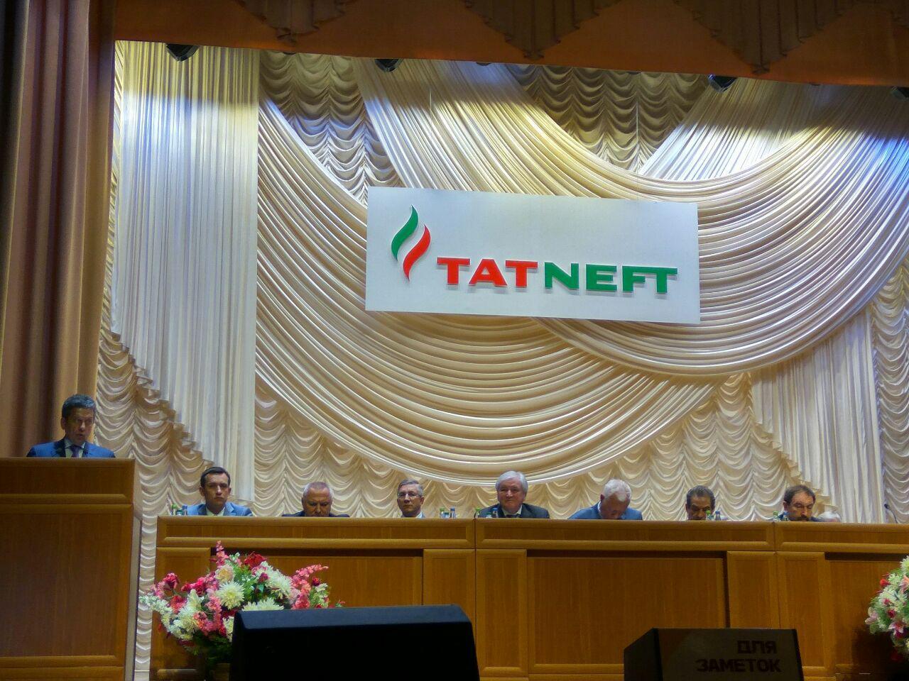 «Татнефть» сократила нефтедобычу на 3 тыс. баррелей в сутки из-за ОПЕК