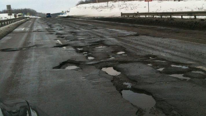Дороги из «черного списка ОНФ» попали в программу ремонта на Урале