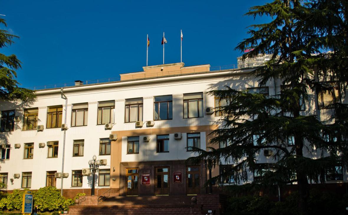 Власти Сочи не подтвердили задержание вице-мэра по строительству