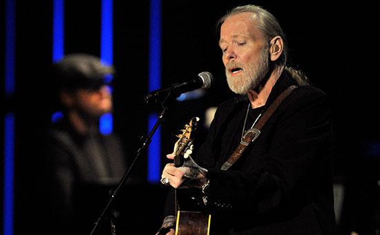 В США скончался основатель группы The Allman Brothers Band Грэгг Оллман